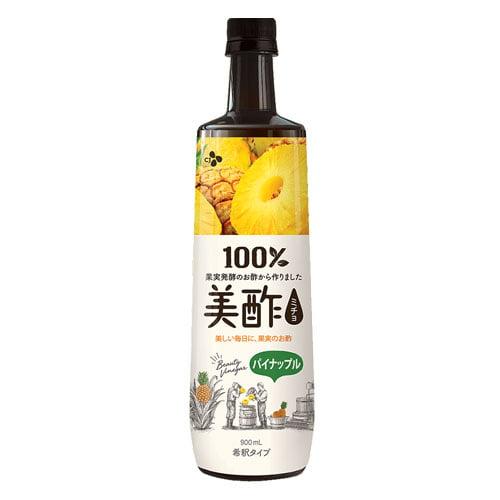 CJジャパン お酢 美酢 パイナップル味 900ml