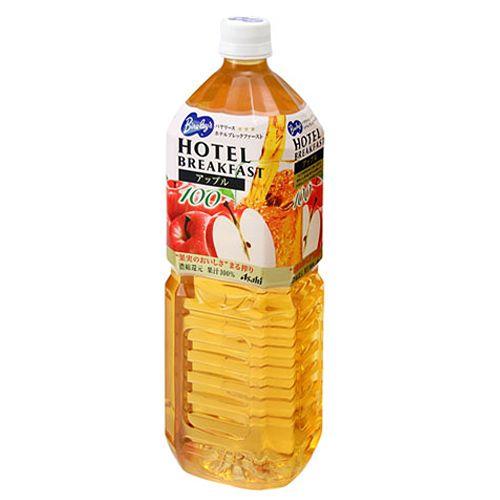 アサヒ飲料 バヤリース ホテルブレックファースト アップル100 1.5L
