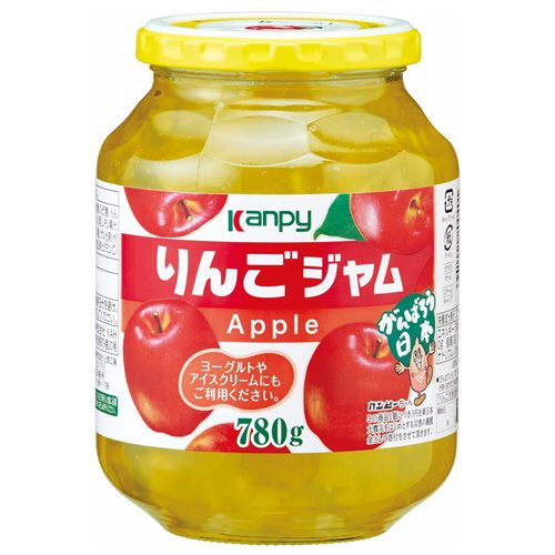 加藤産業 りんごジャム 780g