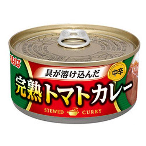 いなば食品 完熟トマトカレー 中辛 165g