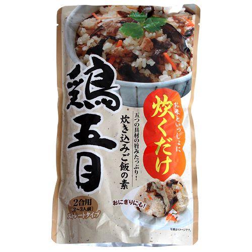 光商 炊き込みご飯の素 鶏五目 500g