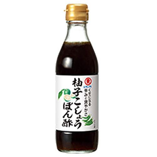 ヒガシマル 柚子こしょうぽん酢 270ml