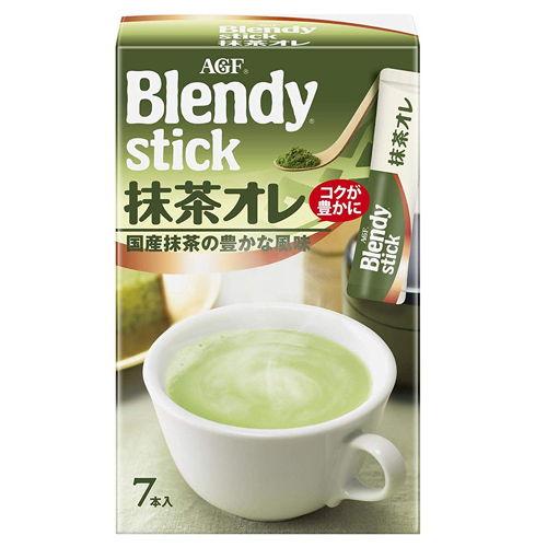 味の素AGF ブレンディ スティック抹茶オレ 10g×7本