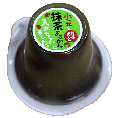 和歌山産業 抹茶ようかん 110g