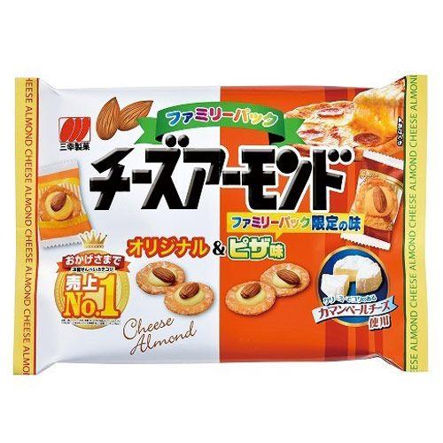 三幸製菓 チーズアーモンドミックス 64g