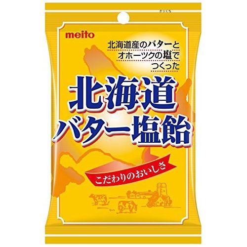 名糖 北海道バター塩飴 90g