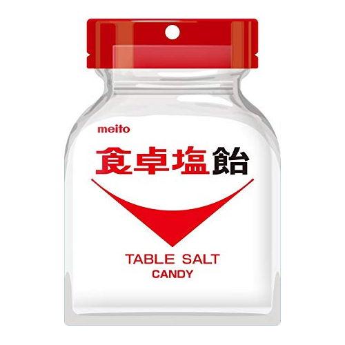名糖 食卓塩飴 56g