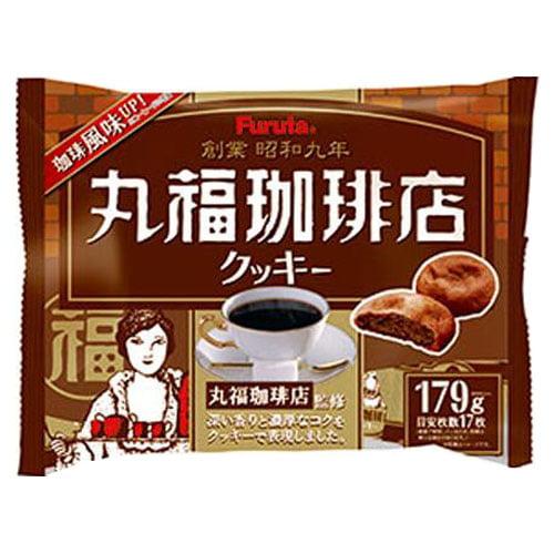 フルタ 丸福珈琲店クッキー 210g