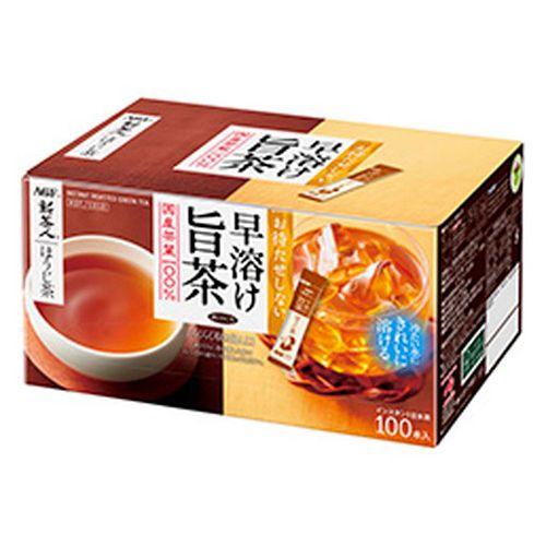 味の素AGF 新茶人 早溶け旨茶 ほうじ茶スティック 0.8g×100P