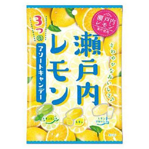 扇雀飴本舗 瀬戸内レモンアソートキャンデー 70g