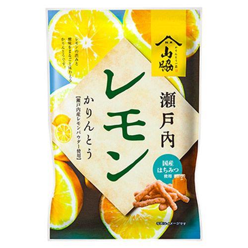山脇製菓 瀬戸内レモンかりんとう 90g
