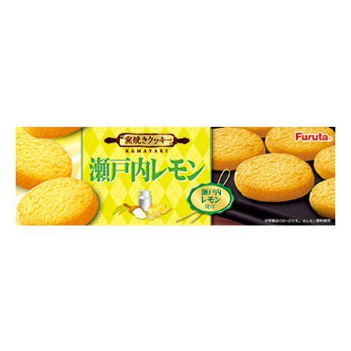 フルタ製菓 瀬戸内レモンクッキー 12枚