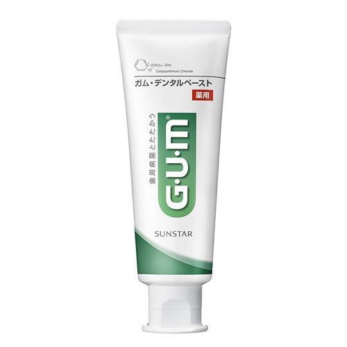 サンスター 歯磨き粉 GUM デンタルペースト スタンディング 120g