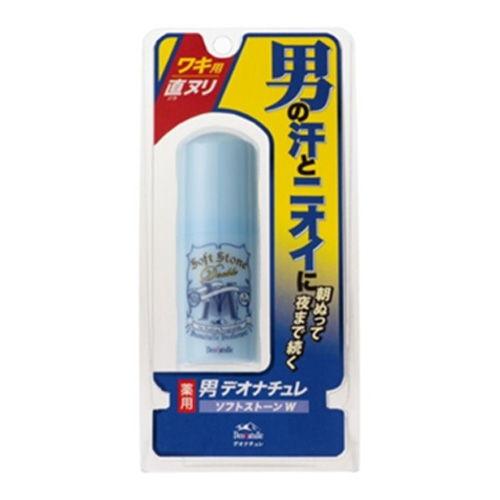 シービック 男ソフトストーンW デオナチュレ 20g
