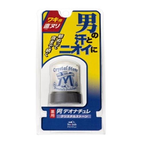 シービック 男クリスタルストーン デオナチュレ 60g