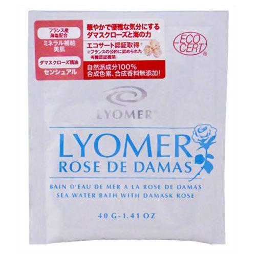 D・S・A 入浴剤 リヨメール ローズ ド ダマス 40g