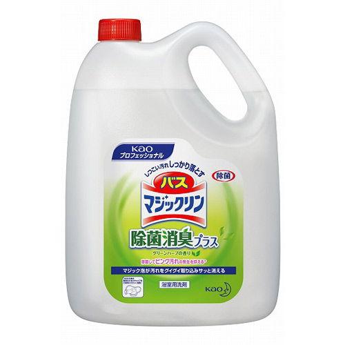 花王 風呂用洗剤 マジックリン バスマジックリン 消臭プラス 4.5L