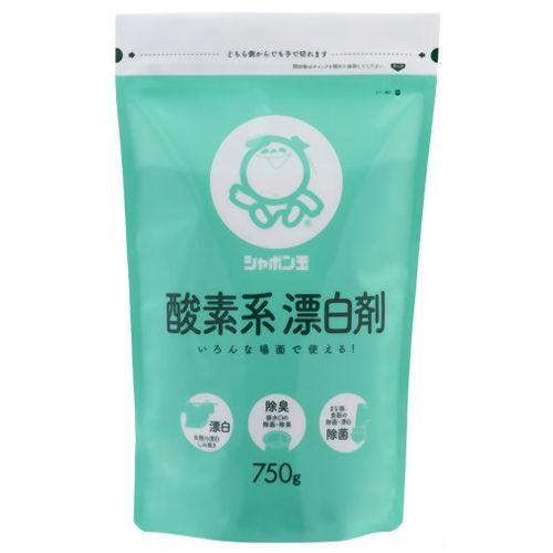 シャボン玉石けん 洗濯洗剤 酸素系漂白剤 750g