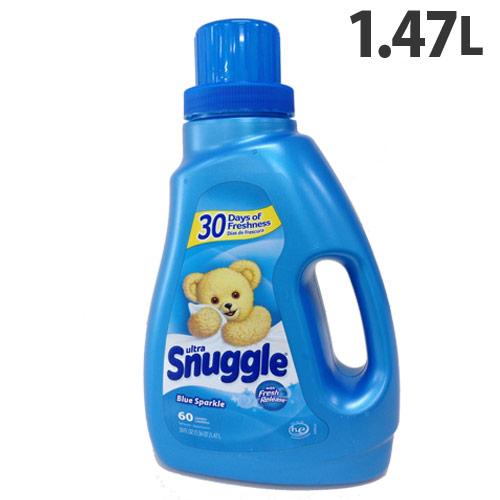 ヘンケル 衣類用洗剤 Snuggle(スナッグル) ブルースパークル 1470ml