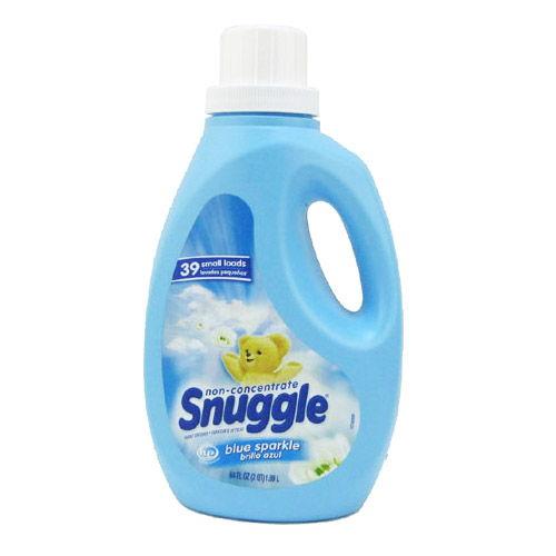 ヘンケル 衣類用洗剤 Snuggle(スナッグル) 非濃縮 ブルースパークル 1900ml