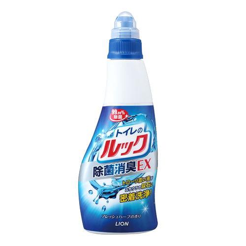 ライオン トイレ用洗剤 ルック トイレのルック 除菌消臭EX 450ml