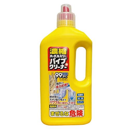 ミツエイ パイプ洗浄剤 ハーバルスリー パイプクリーナー 800g