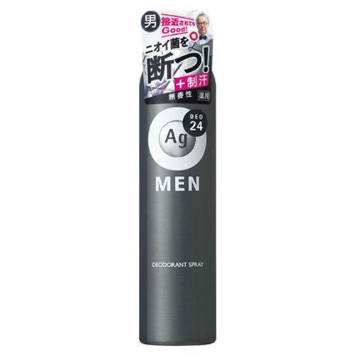 エフティ資生堂 エージーデオ24 メンズデオドラントスプレーN 無香性 100g