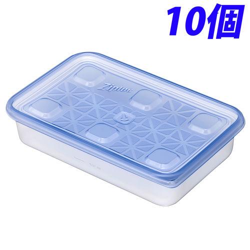 旭化成ホームプロダクツ 容器・ストッカー ジップロック コンテナー 長方形 1100ml 10個入