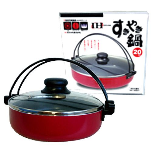 IH対応すきやき鍋 20cm