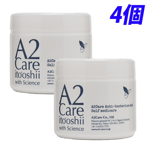 エースネット 除菌・消臭剤 A2Care ゲルタイプ 120g 4個