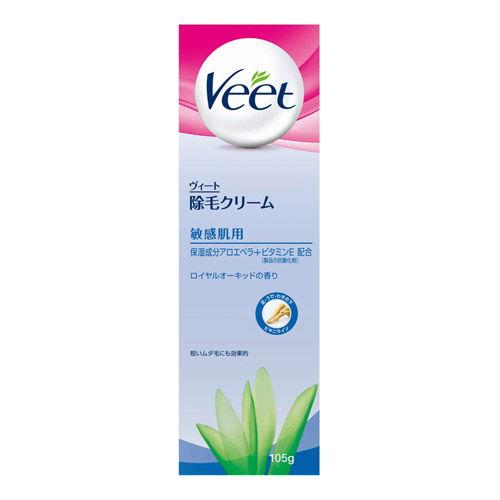 レキットベンキーザー・ジャパン ヴィート 除毛クリーム 敏感肌用 105g