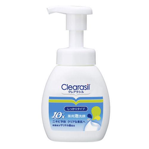 レキットベンキーザー クレアラシル 薬用 泡洗顔フォーム 10x 本体 200ml