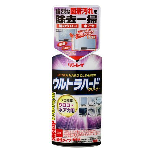 リンレイ 風呂用洗剤 ウルトラハードクリーナー ウロコ・水アカ用 260g