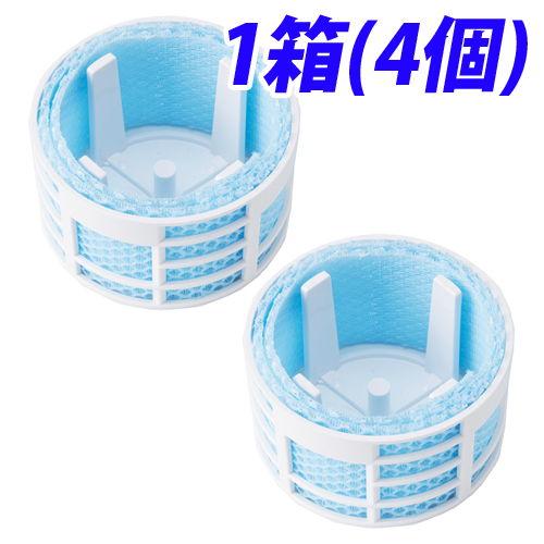 大日本除虫菊 電池式蚊とり カトリス 蚊に効くカトリス プロ用 カートリッジ 4個入 1箱