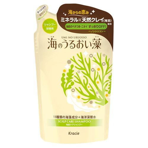 クラシエHP 海のうるおい藻 地肌ケアシャンプー ホワイトフローラルマリン 詰替用 420ml