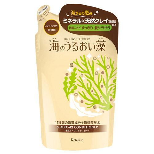 クラシエHP 海のうるおい藻 地肌ケアコンディショナー ホワイトフローラルマリン 詰替用 420ml