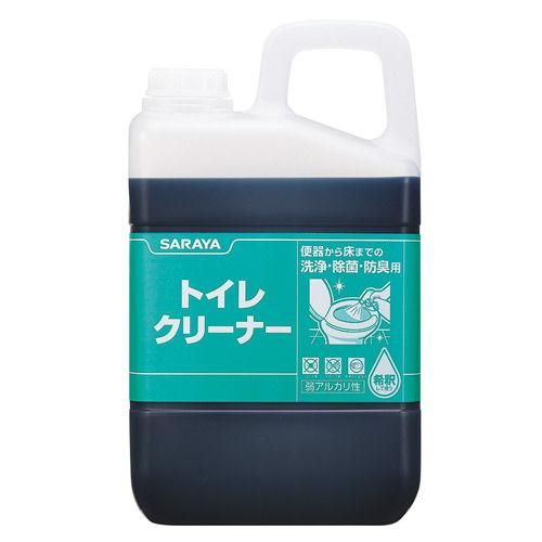 サラヤ トイレ用洗剤 トイレクリーナー 3kg
