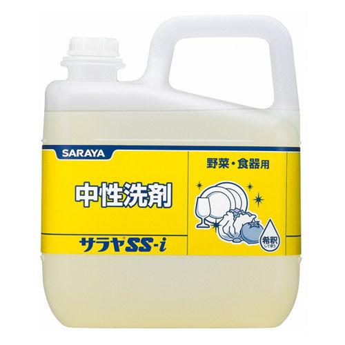 サラヤ 食器用洗剤 サラヤSS-i 5kg
