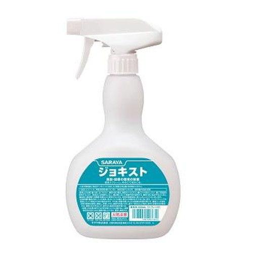 サラヤ 清浄・除菌剤 ジョキスト スプレー付 500ml
