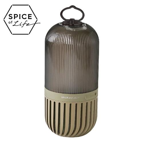 SPICE ワイヤレススピーカー ゆらぎカプセルスピーカー カーキ CS2020KH