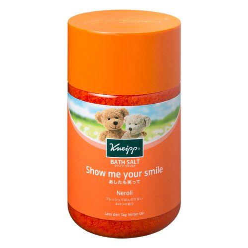 クナイプジャパン 入浴剤 クナイプ(KNEIPP) バスソルト ネロリの香り 850g