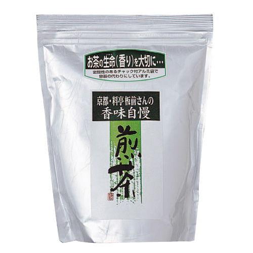 京都・料亭板前さんの香味自慢 煎茶 500g