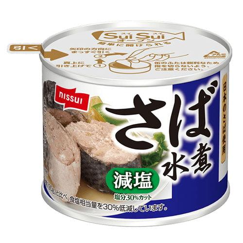 日本水産 スルッとふたさば 水煮 減塩 190g