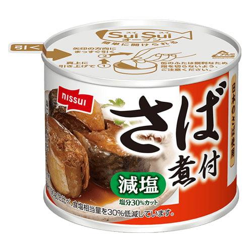 日本水産 スルッとふたさば 味付 減塩 190g