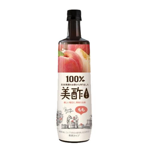 CJジャパン 美酢 もも味 900ml