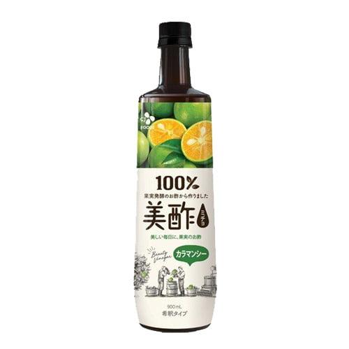 CJジャパン 美酢 カラマンシー 900ml