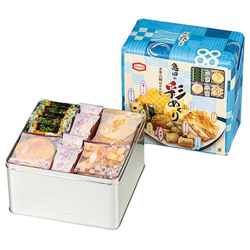 亀田製菓 亀田の彩めぐり九種 48枚入