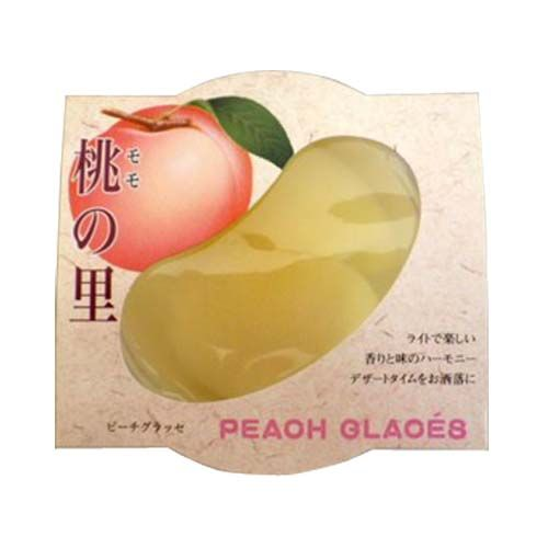 ジュポンかづの 果実の里 桃の里 250g