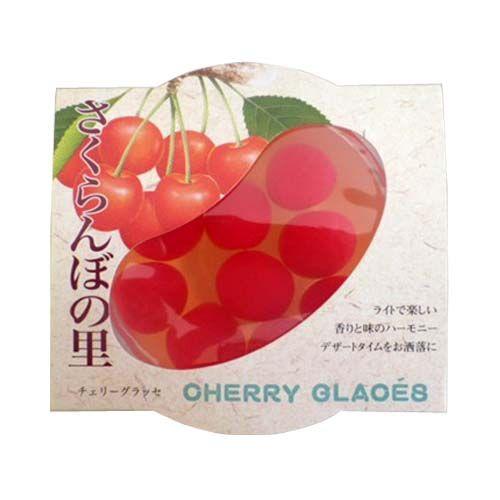 ジュポンかづの 果実の里 さくらんぼの里 250g