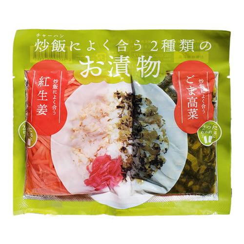 光商 炒飯によく合う種類のお漬物 160g